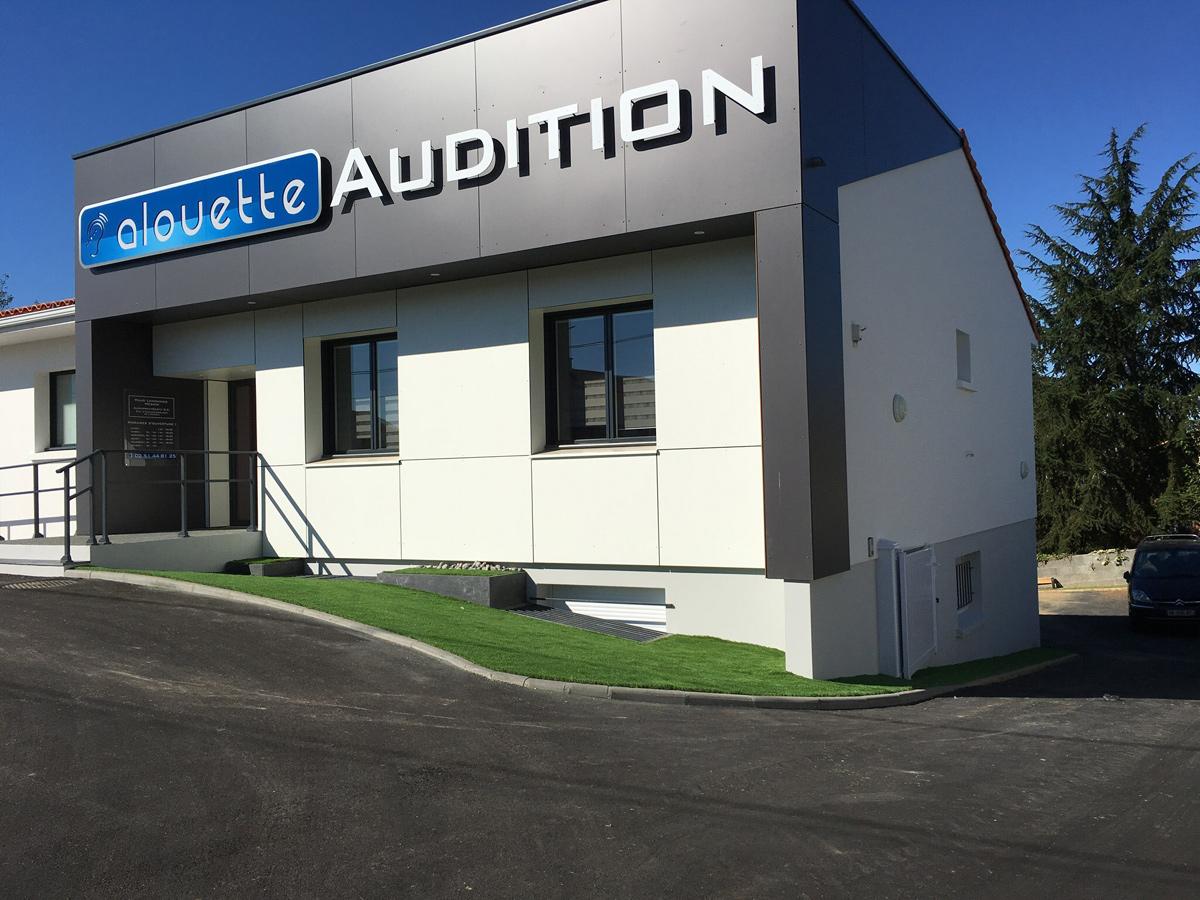 alouette audition